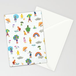 Fun on a Rainy Day Stationery Cards