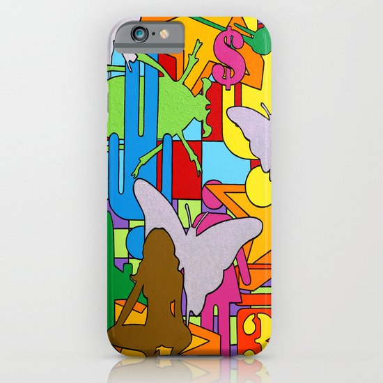 """High Octane"" iPhone & iPod Case"