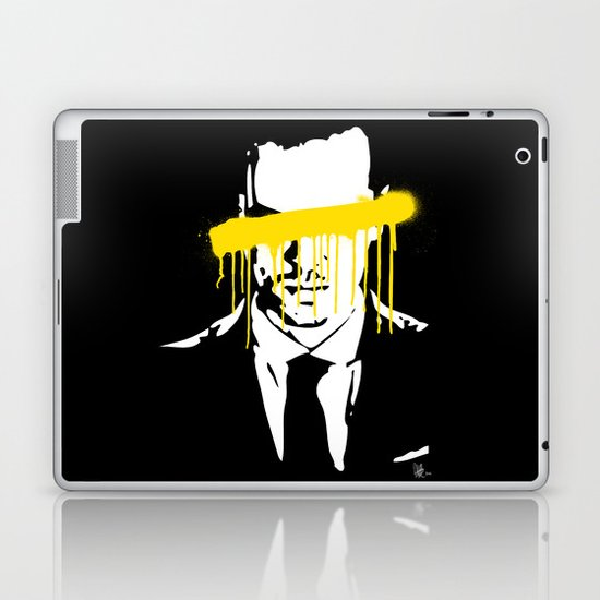 Moriarty Laptop & iPad Skin