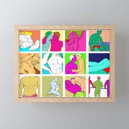 All I Wanna Do Framed Mini Art Print