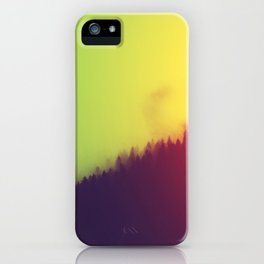 The Woods Are Dreaming iPhone Case