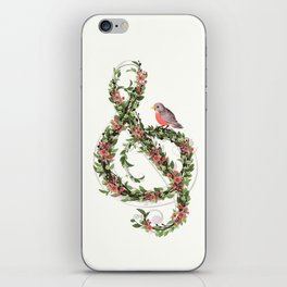 Robin's Song iPhone Skin