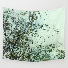 Into the Wind Wall Tapestry