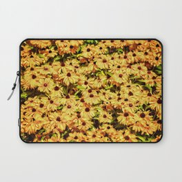 A field of Sunshine Laptop Sleeve