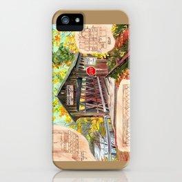 Rebuild the Bridge iPhone Case
