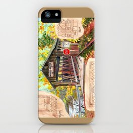 Rebuild the Bridge iPhone Case