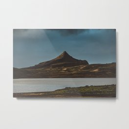 Magnificent Iceland by Mareks Steins Metal Print