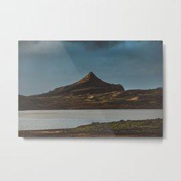 Magnificent Iceland by Mareks Steins Metal Print
