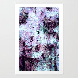 förtjusning Art Print