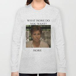 MORE - Feminist - Streisand Long Sleeve T-shirt