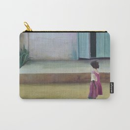 African Girl Carry-All Pouch