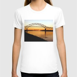 Cape Cod Bourne Bridge T-shirt