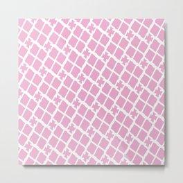 Abstract Pattern 7 Metal Print