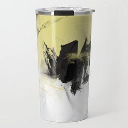 Yellow Symbiote Travel Mug