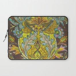 Lush yellows & Browns Laptop Sleeve