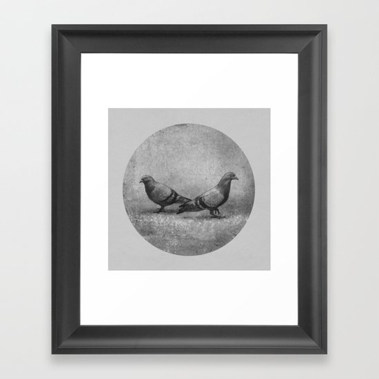 Rooftoppers - Chapter Three Framed Art Print