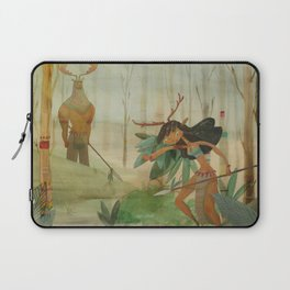 Mundos perdidos Laptop Sleeve