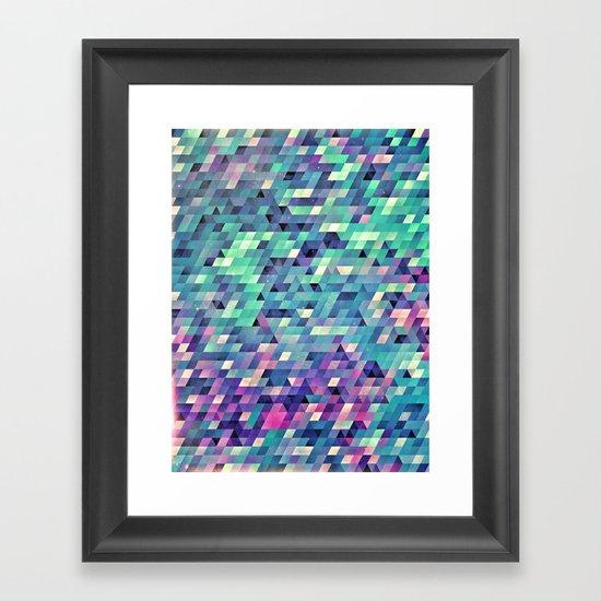 vyry_cyld Framed Art Print