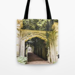 Highgate Cemetery, London - West Cemetery Tote Bag