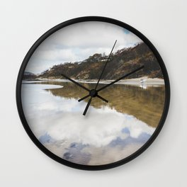 Nica morning Wall Clock