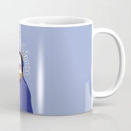 Pengiun by Darah King Coffee Mug