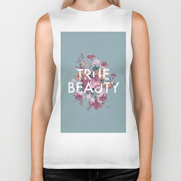 True Beauty Biker Tank