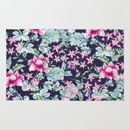 Floral Pattern 1 Rug