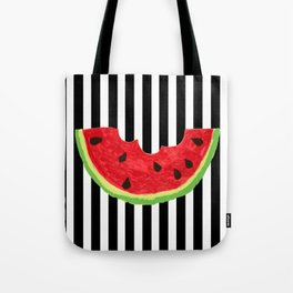 Cool Watermelon Tote Bag
