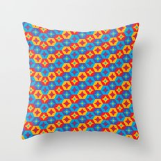 Pattern 0007 Throw Pillow