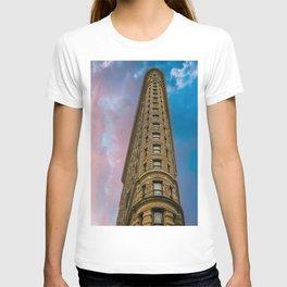Flatiron Frenzy T-shirt