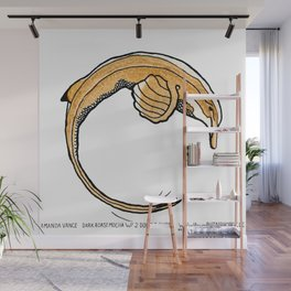 Phinsurlaile Beverage Beastie with Origin Story Wall Mural