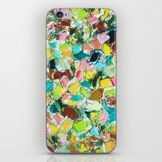Abstract 87 iPhone & iPod Skin
