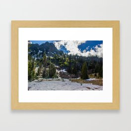 Skyrim in Cle Elum Framed Art Print
