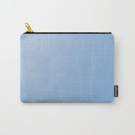 Blue abstract of condensation and vapor Carry-All Pouch