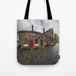 Hadlow Road Railway Station Tote Bag