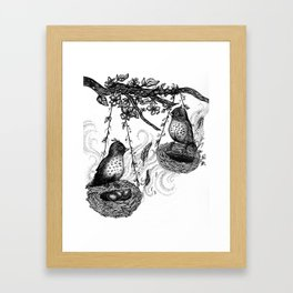Libra Framed Art Print