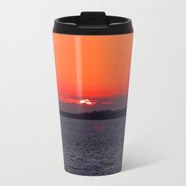 The Sea and the Silence Travel Mug