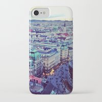 vienna iPhone & iPod Cases featuring Vienna by SandraHuezo
