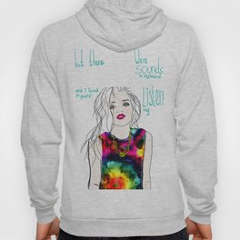 sounds in my head Hoody