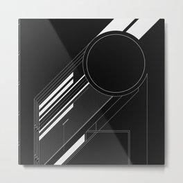 RIM KEY V2 Metal Print