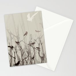 Songs at Dusk Stationery Cards