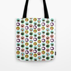Scratch and Sniff Tote Bag