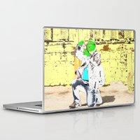 photographer Laptop & iPad Skins featuring Photographer by lookiz