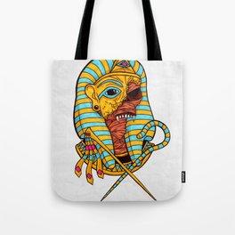 Pharaoh's Curse Tote Bag