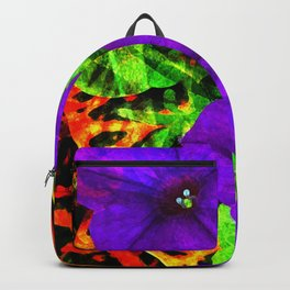 Violet Smiles Backpack