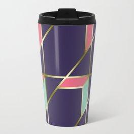 Ultra Deco 1 #society6 #ultraviolet #artdeco Travel Mug