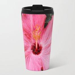 Five Pink Petals Travel Mug