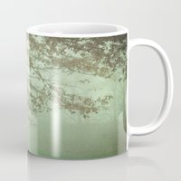 illusion Mugs featuring Illusion by Olivia Joy StClaire