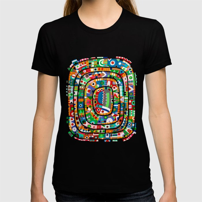 Planet of all good people T-shirt