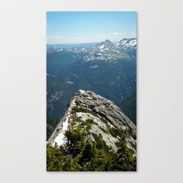 Yak Peak Canvas Print